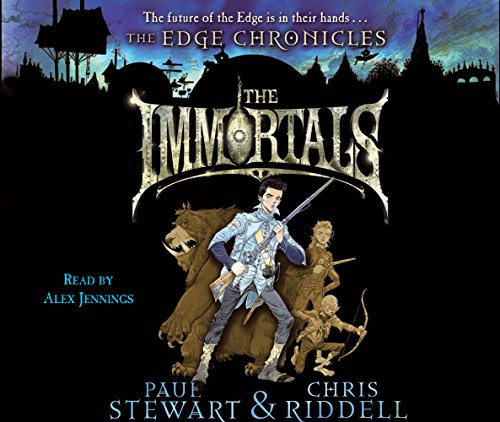 9781846577048: The Edge Chronicles 10: The Immortals: The Book of Nate