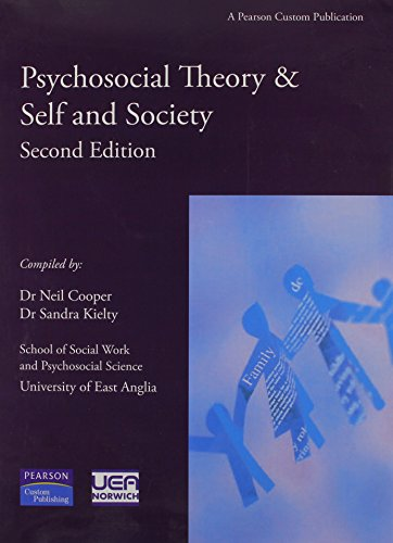 9781846584091: Uea Custom Book: Psychosocial Theory & Self and Society Coursebook