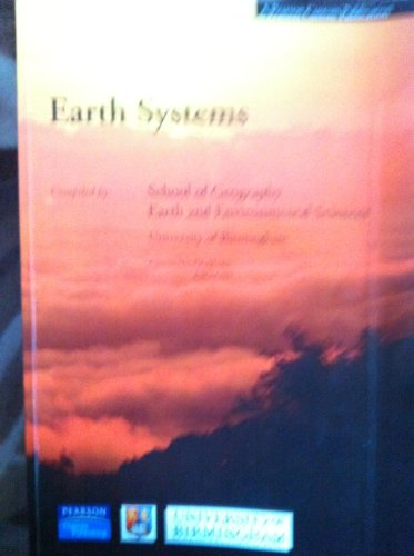 9781846587733: Earth Systems