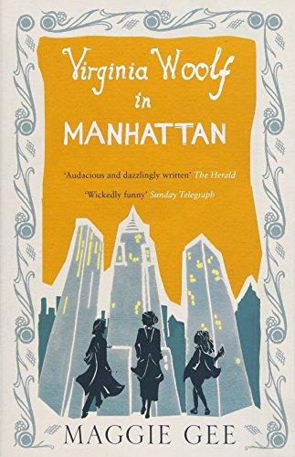 9781846591990: Virginia Woolf in Manhattan