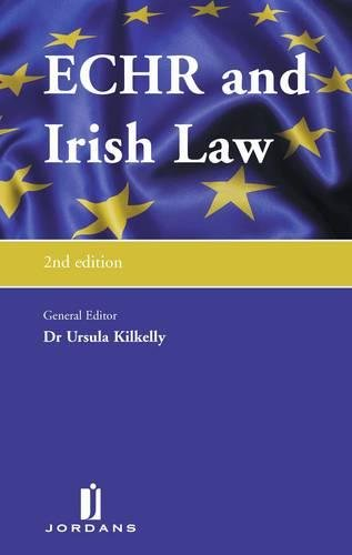 9781846611247: ECHR and Irish Law: Second Edition