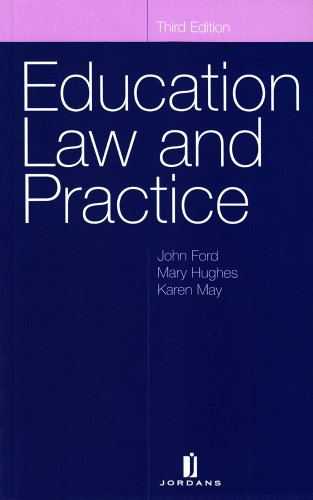 9781846611667: Education Law and Practice