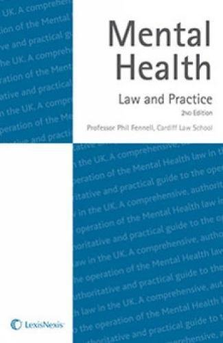 9781846612404: Mental Health: Law and Practice (Second Edition) (New Law)