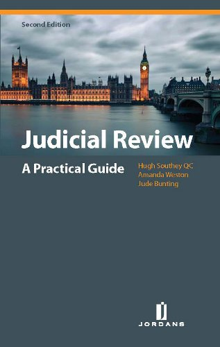 9781846612954: Judicial Review: A Practical Guide (Second Edition)
