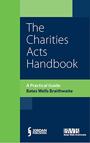 9781846615771: The Charities Acts Handbook: A Practical Guide to the Charities Act