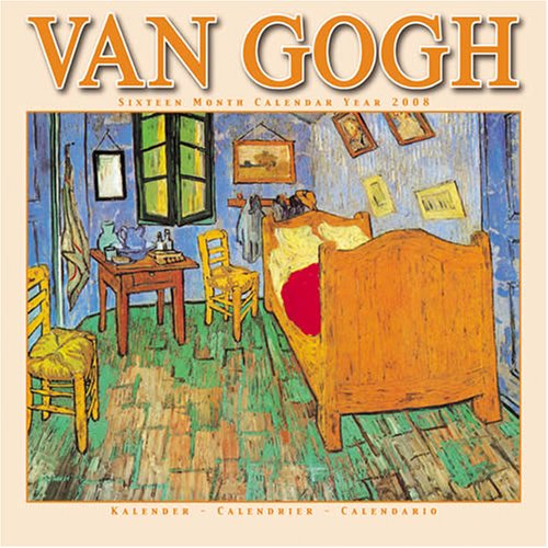 9781846624292: Van Gogh 2008 Wall Calendar