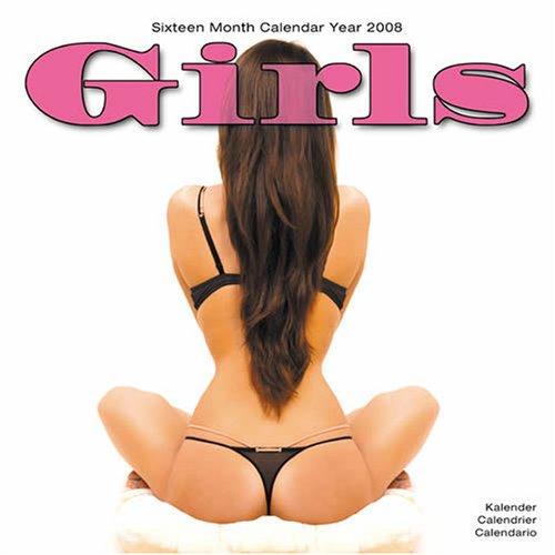 9781846624414: Girls 2008 Wall Calendar