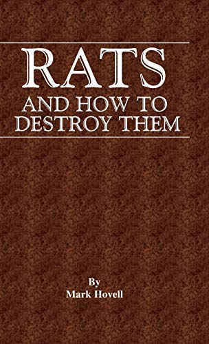 9781846640278: Rats and How to Destroy Them (Traps and Trapping Series - Vermin & Pest Control)