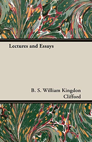 9781846647161: Lectures and Essays