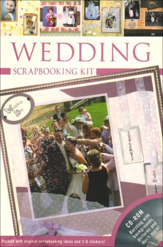 9781846660450: Wedding (Scrapbooking Kits)