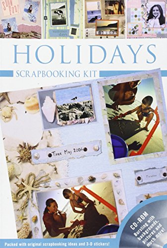 9781846660474: Holidays: Scrapbooking Kit
