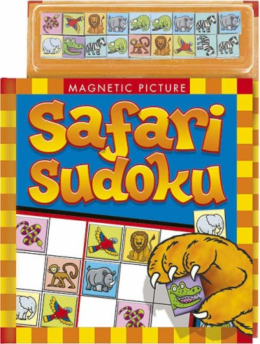9781846660740: Magnetic Picture Safari Sudoku (Specials)