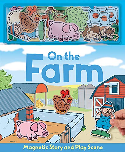 9781846660870: On the Farm (Magnetic Story & Play Scene)