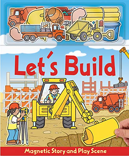 9781846660917: Let's Build (Magnetic Story & Play Scene)
