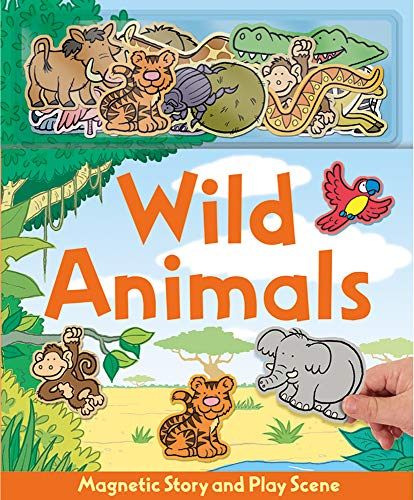 9781846660931: Wild Animals (Magnetic Story & Play Scene)