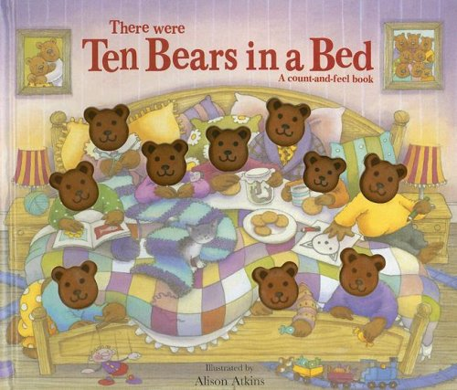 9781846661303: There Were Ten Bears in a Bed (Story Book)