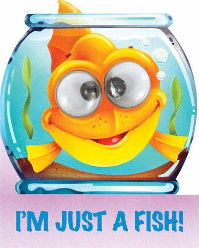 9781846661549: I'm Just a Fish (Goggle-eyed Storybooks)