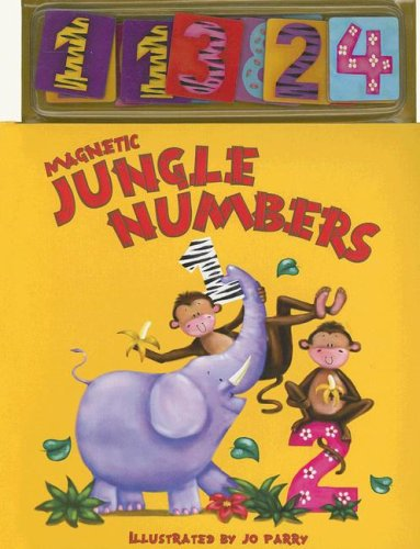 Jungle Numbers (Magnetic - Numbers)