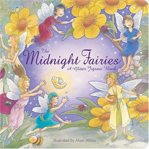 The Midnight Fairies (Jigsaw Book): Sue Holbrook,Alison Atkins