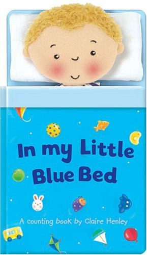 In My Little Blue Bed (9781846662799) by Claire Henley