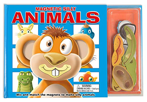9781846663468: Magnetic Silly Animals: Mix and Match the Magnets to Make Silly Animals