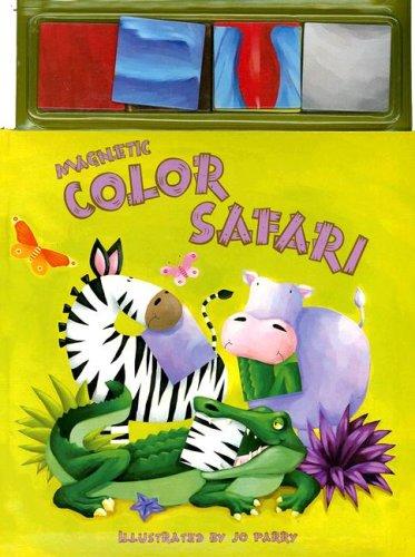 Magnetic Color Safari: Erin Ranson