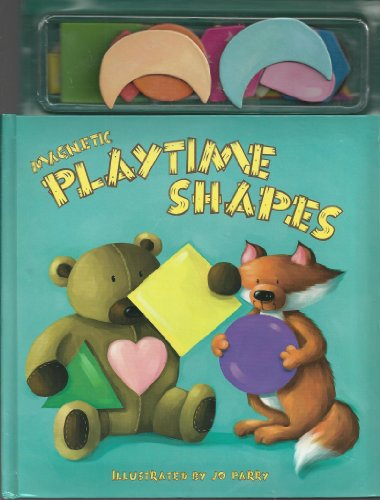 9781846663635: Magnetic Playtime Shapes with Magnet(s)