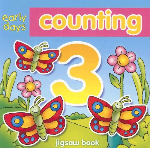 9781846663673: Counting (Early Days Jigsaw Book)