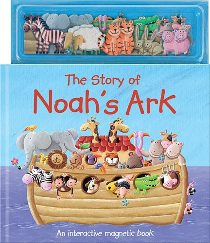 9781846664113: The Story of Noah's Ark: An Interactive Magnetic Book