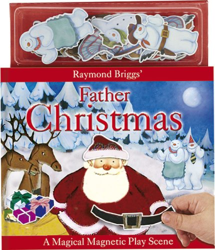 9781846664342: Father Christmas (Magnetic Playscenes)