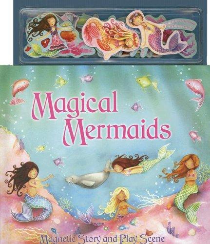 9781846664427: Mermaid Magnetic Play Scene (Magnetic Story & Play Scene)