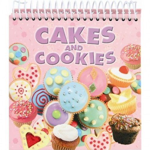 9781846665356: Cakes and Cookies Flip Over Book