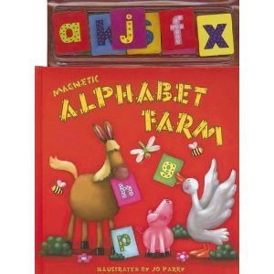 9781846665530: Alphabet Farm (Large Version) (Magnetic - Alphabet)