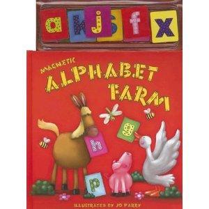 9781846665530: Alphabet Farm (large Version) (Magnetic - Alphabet)