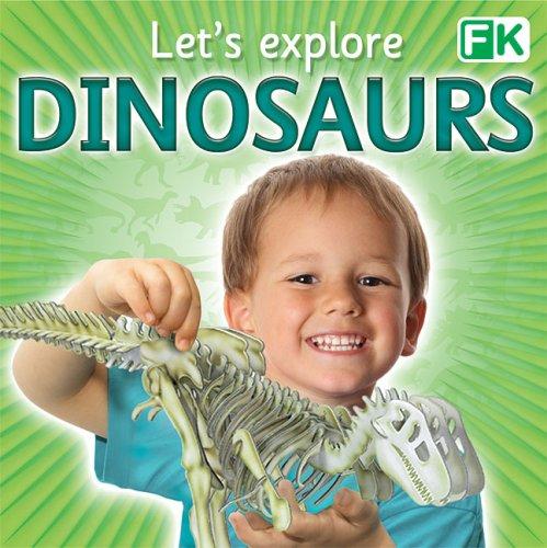 9781846665899: Let's Explore Dinosaurs (Fun Kits)