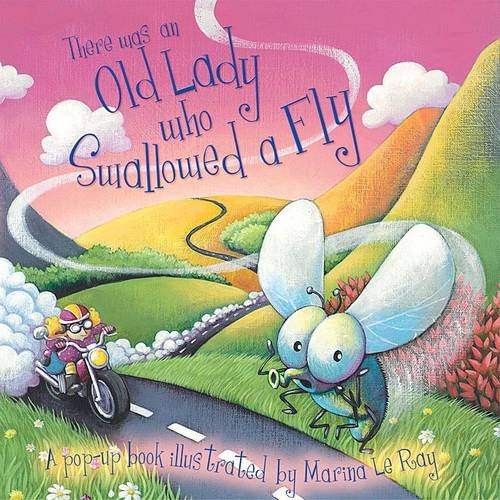 9781846666636: There Was an Old Lady Who Swallowed a Fly (Pop-Up Storybooks)