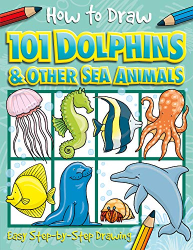 9781846666704: 101 Dolphins and Other Sea Animals