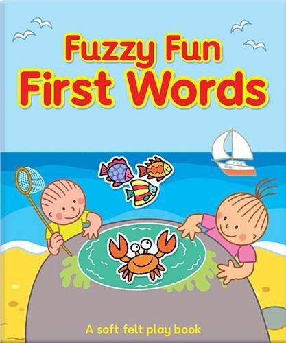 First Words (Soft Felt Play Books): Kate Thomson