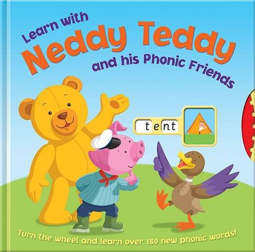 9781846668968: Learn with Neddy Teddy and His Phonic Friends