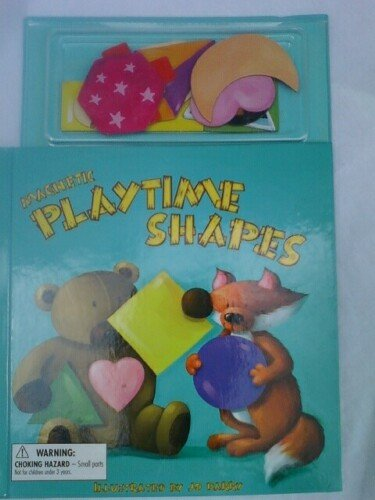 9781846669057: Magnetic Playtime Shapes