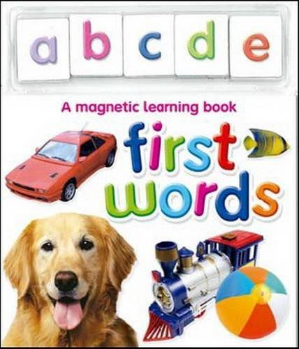 9781846669248: Magnetic Learning Book First Words