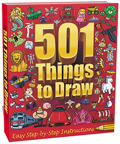 9781846669705: 501 Things to Draw