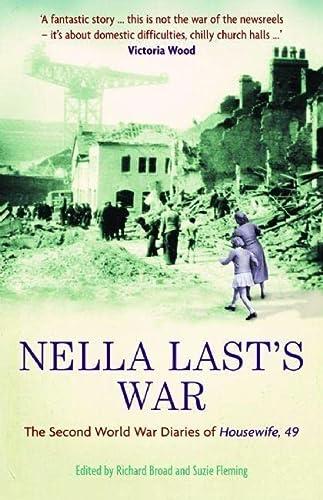 Nella Last's War: The Second World War: Patricia Malcolmson, Robert