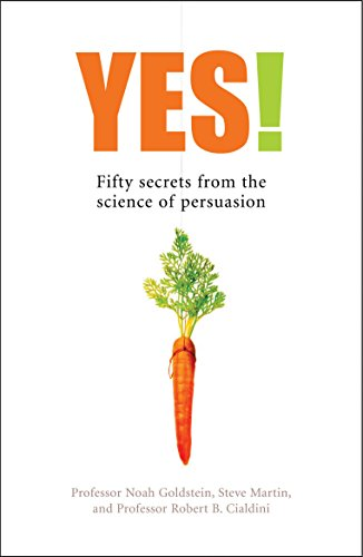 9781846680168: Yes!: 50 Secrets From the Science of Persuasion