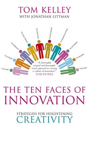 the ten faces of innovation littman jonathan kelley tom