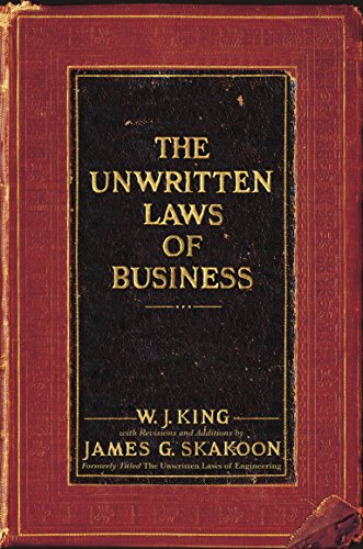 9781846680373: The Unwritten Laws Of Business