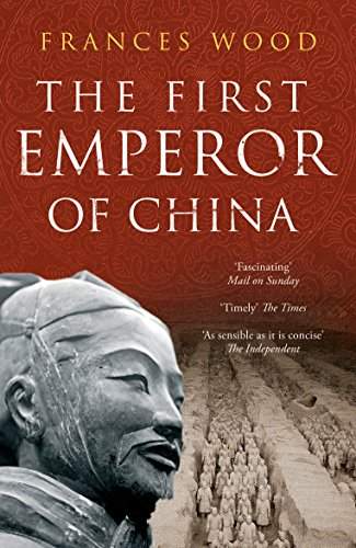 9781846680410: The First Emperor of China
