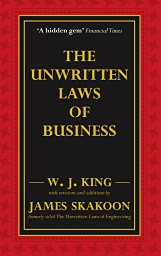 9781846680427: The Unwritten Laws of Business