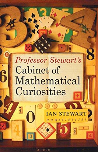 9781846680649: Professor Stewart's cabinet of mathematical curiosities