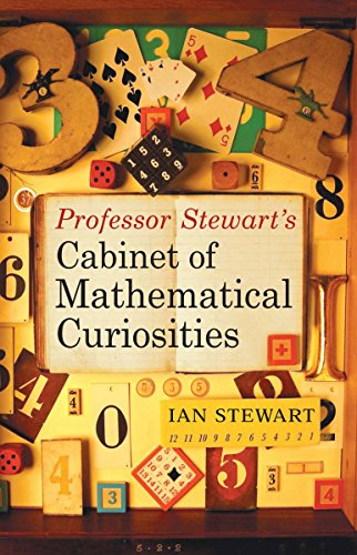 9781846680649: Professor Stewart's cabinet of mathematical curiosities